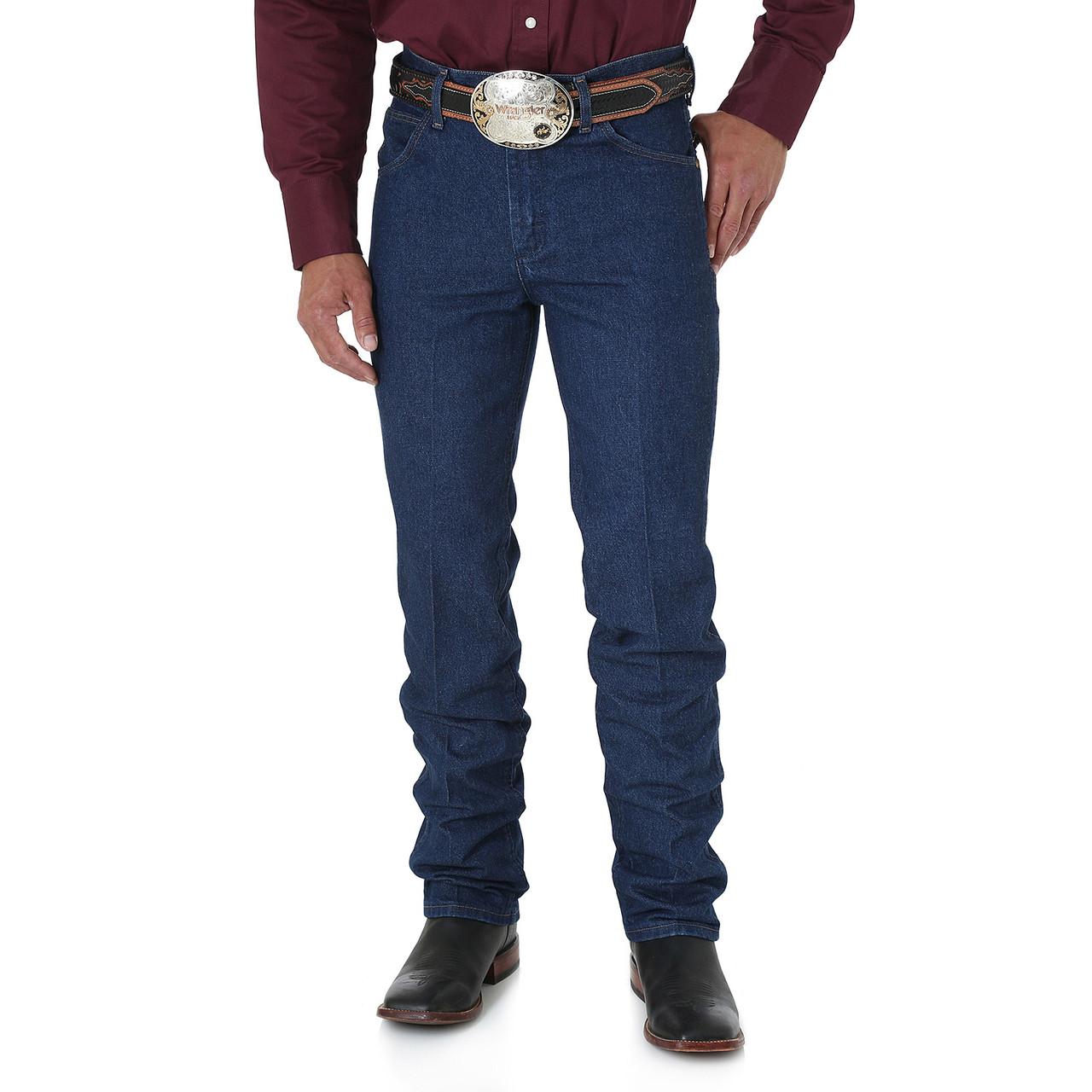 Джинсы Wrangler Premium Performance Cowboy Cut Slim Fit, Prewash, 32W30L, 36MWZPD