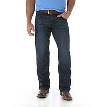 Джинсы Wrangler Retro Relaxed Fit Bootcut, Abilene, 40W34L, WRT20AB
