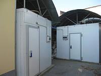 Низкотемпературная камера заморозки (КХН)