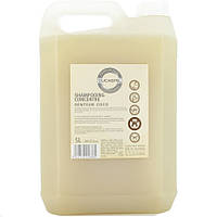 Сильноконцентрированный шампунь кокос Ducastel shampooing concentre coco 5000 мл.