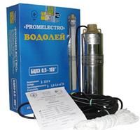 Скважинный насос Водолей БЦПЭУ-0,5-16 (95 мм)