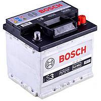 Аккумулятор BOSCH S3 44Ah-12v (207x175x190) правый +
