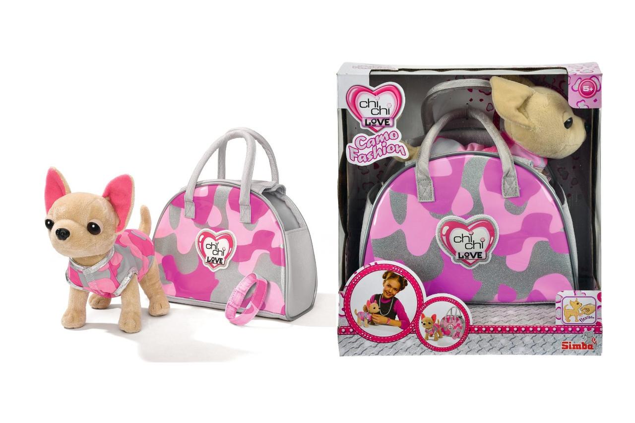 Собачка Чи Чи Лав чихуахуа Современный камуфляж Chi Chi Love  оригинальная Simba 5890597