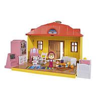 Кукольный домик Маша и Медведь Игровой набор домик Маши оригинальный из Германии Simba 9301633, фото 1