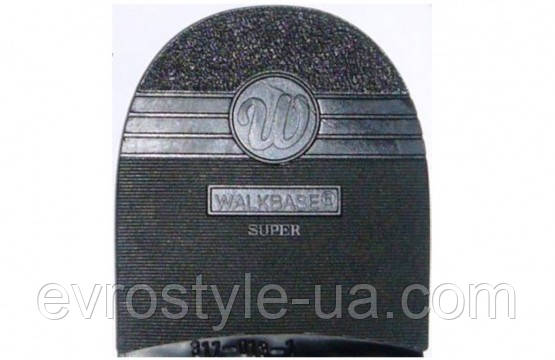 Набойка Волкбэйс р. 5 (средняя) т. 6,6 мм - Евростиль - магазин по продаже мебельной фурнитуры и материалов для ремонта и производства обуви в Киеве