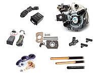 Комплект ГБО 2 на Opel моно инжектор MULTEC (Без баллона)