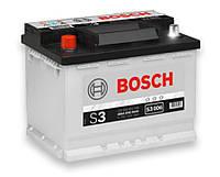 Аккумулятор BOSCH S3 56Ah-12v (242x175x190) левый +