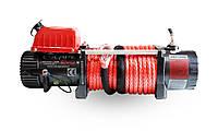 Лебедка Escape EVO 12000 LBS [5443кг] 12V EWX-U с тросом синтетическим