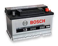 Аккумулятор BOSCH S3 70Ah-12v (278x175x175) правый +