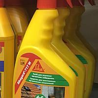 Sikagard®-717 W - Растворимый в воде препарат для удаления мхов, лишайников и плесени 600 мл