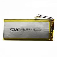 Аккумулятор литий-полимерный 314296P 3.7V 1400mAh
