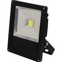 Галогеновый прожектор HL177L 30W  черный  6500K 220-240V / 50-60Hz  1800Lm COB LED