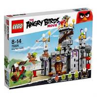 LEGO Angry Birds  ЗАМОК КОРОЛЯ СВИНОК