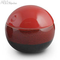 Косметическая ёмкость в ванную, AWD, Польша,  (Набор в ванную, коллекция Reds)