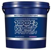 100% Whey Protein 5 kg strawberry