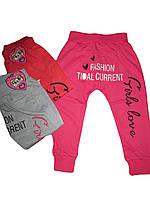 Штаны для девочек для девочек спортивные, S&D, размеры,122,128, арт. CH-3048