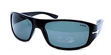 Мужские солнцезащитные очки черные