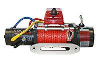 Лебедка Escape EVO 9500 LBS [4310кг] 12V EWX-Q с тросом синтетическим