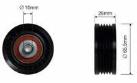 Натяжной ролик ремня ГРМ GATES T43225