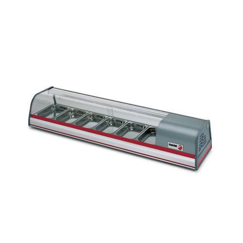 Настольная холодильная витрина Fagor VTP-139С