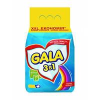 Стиральный порошок Gala, color 3 в 1, 6 кг