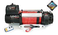 Лебедка Escape EVO 12500 LBS [5670кг] 12V IP68 с тросом синтетическим