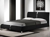 Кровать DAKOTA 160x200 черынй Halmar