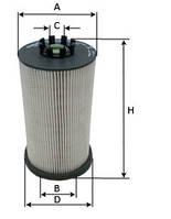 Фильтр топливный CE1330ME1, 5410920405 для Mercedes
