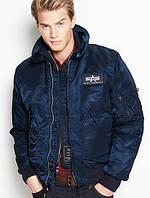 Летная куртка Alpha Industries CWU 45/P (синяя)