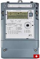 Счетчик LANDIS & GYR ZMG 405 CR4.041b.37 240/415 В 5(10) А  0,5S трехфазный многотарифный (Швейцария)