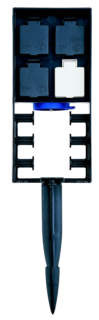 Блок розеток с радиоуправлением InScenio FМ-Master 2