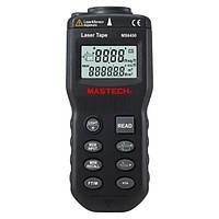 Дальномер ультразвуковой MASTECH MS6450 (измеритель расстояния)