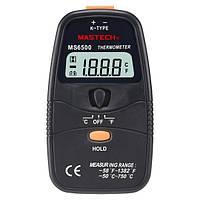 Измеритель температуры -50+750°С MASTECH MS6500