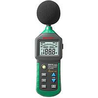 Измеритель уровня шума с термометром и гигрометром MASTECH MS6702