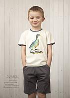 Летний костюм для мальчика.
