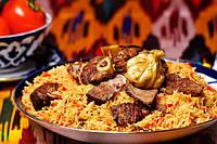 Рис на чугуне: плов из Средней Азии