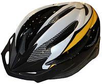 Велошлем кросс-кантри ZEL HB13-BК (черный)