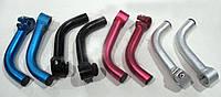 Рога на руль алюминиевые (белый, черный, красный, синий)