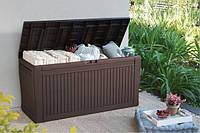 Ящик для хранения Keter Comfy 270 л Коричневый