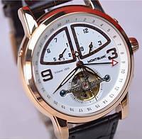 Часы мужские  механические Montblanc Collection Villeret 1858