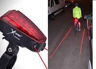 Стоп с лазерным указателем дороги