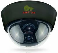 AHD видеокамера Partizan CDM-VF32HQ-7 v 3.1 Black