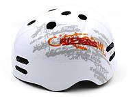 Шлем - котелок для экстремальных видов спорта MTV18-1 белый