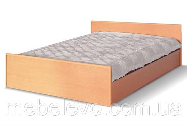 Кровать Вояж 160 яблоня 650х1690х2040мм Світ Меблів