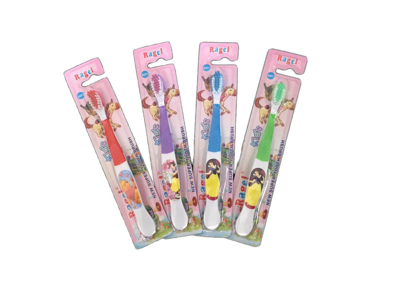 Зубна щітка Ragel kids, дитячий №689