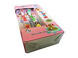 Зубна щітка Ragel kids, дитячий №689, фото 2