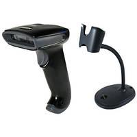 Honeywell Hyperion 1300g  (1300g-1USB) ручной линейный сканер штрих кода USB с подставкой