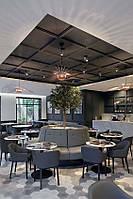 Дизайн и 3D визуализация интерьера  ресторана