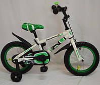 Детский двухколесный велосипед Rueda 14 дюймов,Barcelona