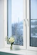 Окна  КВЕ профильна система 70мм склопакет 32мм